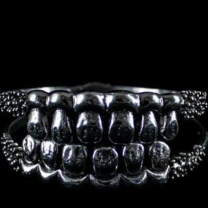 Jewelry - Human Teeth Bangle Bracelet SET get 2!